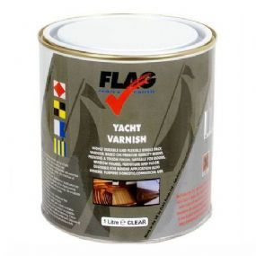 Flag Yacht Varnish | www.paints4trade.com